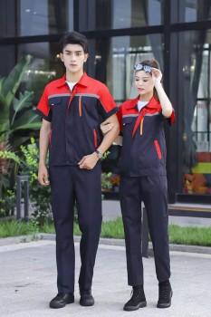 短袖工作服(9)